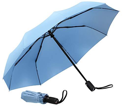 Windy City Cap - Repel Windproof Travel Umbrella with Teflon