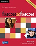 Face2face Elementary Workbook without Key, Chris Redston, 052128306X