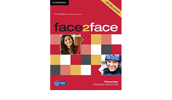 Second workbook pdf elementary face2face edition