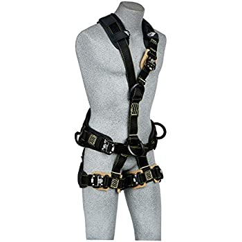 Black Small DBI//Sala 1110893 ExoFit XP Arc Flash Full Body Harness