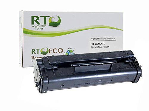 5l 6l 3100 3150 Ax - Renewable Toner 06A Compatible Toner Cartridge Replacement HP C3906A for HP LaserJet 5L, 6L, 3100, 3150, AX Series