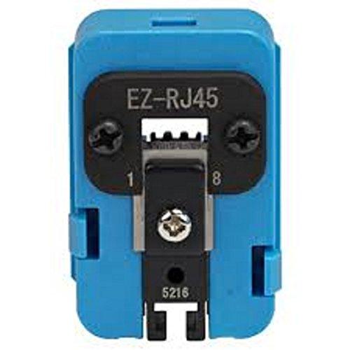 Platinum Tools EZ-RJ45 Die for EXO Crimp Frame Clamshell Accessory Box (100072C), ()