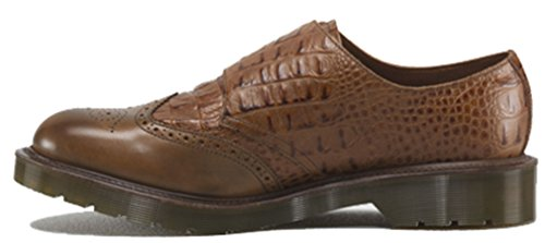 Brogued Martens Dr Dress Oxfords Wing Hazelnut Osbert Cap Mens ZUwgxw4qt