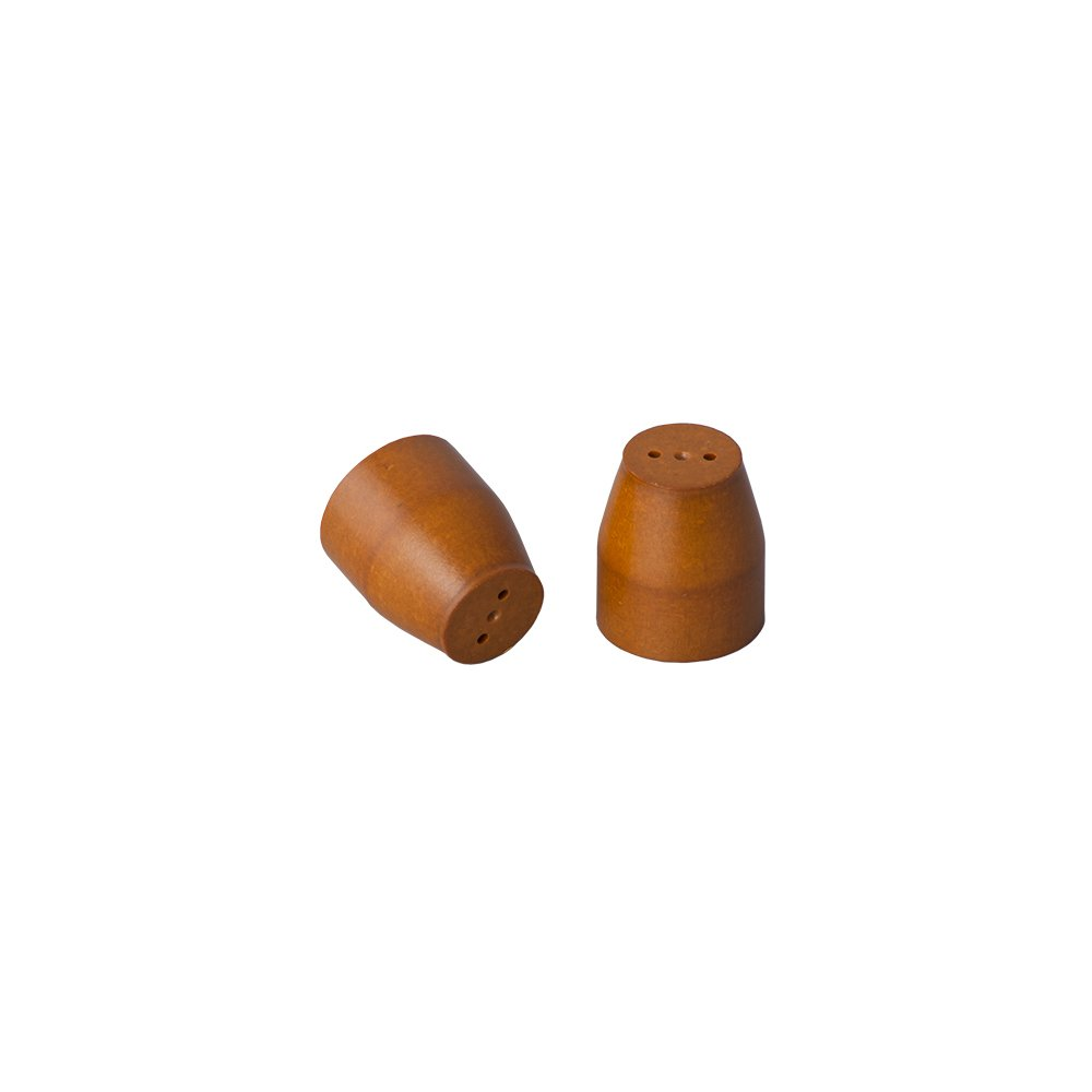 Vespel Ferrules 1/8'' x 0.8mm ID (2-hole), pk.10