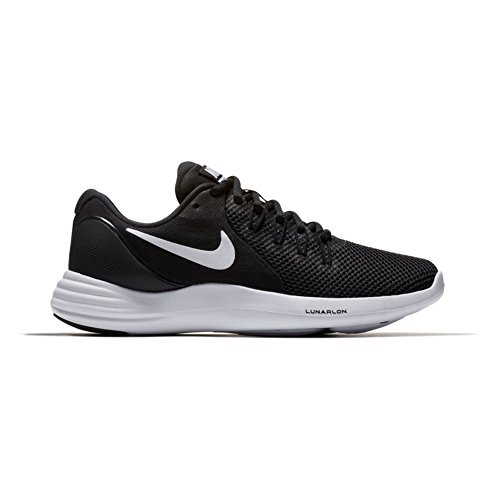Zapatillas De Running Nike Para Mujer Con Contacto Flexible Black / White-cool Grey