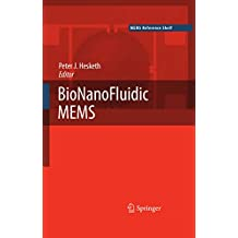 BioNanoFluidic MEMS (MEMS Reference Shelf)