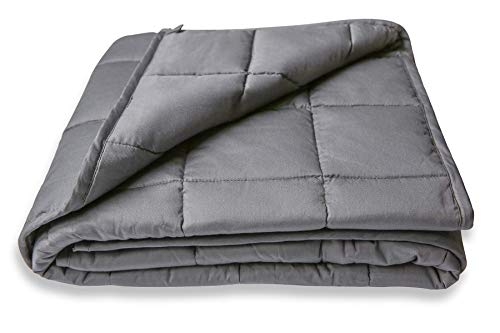 Cheap Legendary Comfort Weighted Blanket for Kids (36x48 Inch 5 Lbs) - Cool Heavy Weighted Blanket for Kids 40-70 lbs | Anxiety | Stress | Designed in USA. Black Friday & Cyber Monday 2019