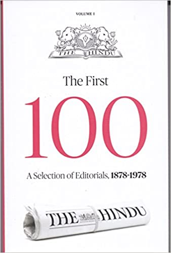Amazon in: Buy The First 100 ( A Selection of Editorials