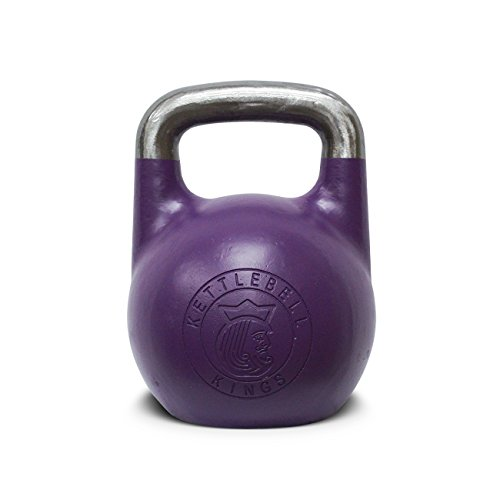Kettlebell Kings | Competition Kettlebell Weights | Kettlebell Sets for Women & Men | Designed for Comfort in High Repetition Workouts | Superior Balance for Better Workouts (44)