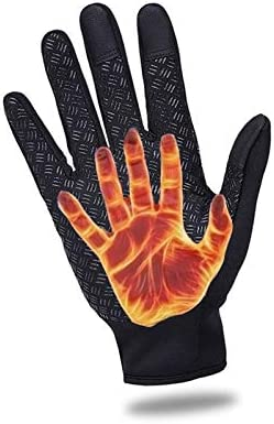 Winter Touch Screen Warm Gloves for Cycling Amazing Thermala Premium Thermal Windproof Gloves Outdoor Sports