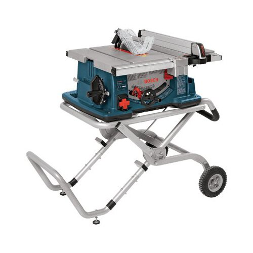 Bosch Power Tools Worksite Table Saws w/Stands - BMC-BPT ...