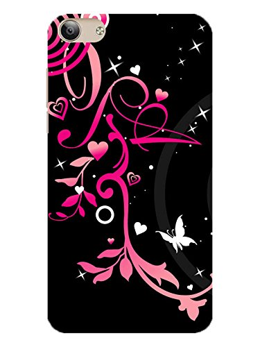 online retailer 077a7 7cff3 TREECASE Silicone or Rubber Back Cover for Vivo Y53 (Multicolour)