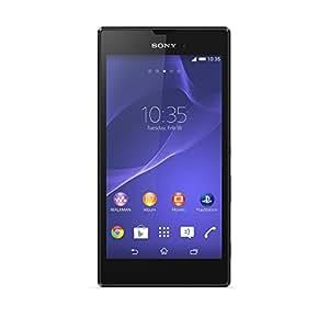 "Sony Xperia T3 8GB 4G Negro - Smartphone (13,46 cm (5.3""), 1280 x 720 Pixeles, IPS, 1,4 GHz, Qualcomm Snapdragon, 1024 MB)"
