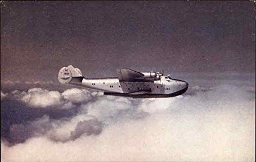 Honolulu Clipper (Pan American Honolulu Clipper Aircraft Original Vintage Postcard)