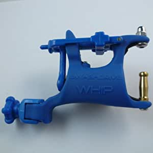 Blue color rotary tattoo machine gun for Rotary tattoo machine amazon