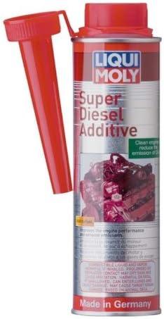 Liqui Moly (2002-20PK) Super Diesel Additive - 300 ml