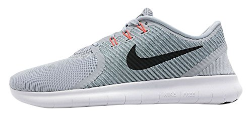 cl Zapatillas Gris De Nike Running ttl Para Rn Free Crmsn wolf Blk Grey Cmtr Gry Hombre q8nnx6tAH