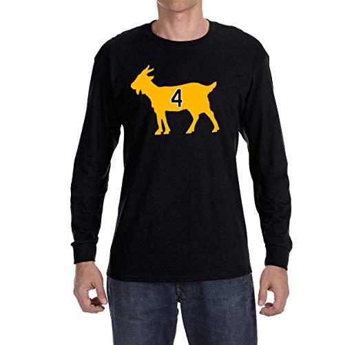 Boston Orr Goat Long Sleeve Shirt Youth Small ()