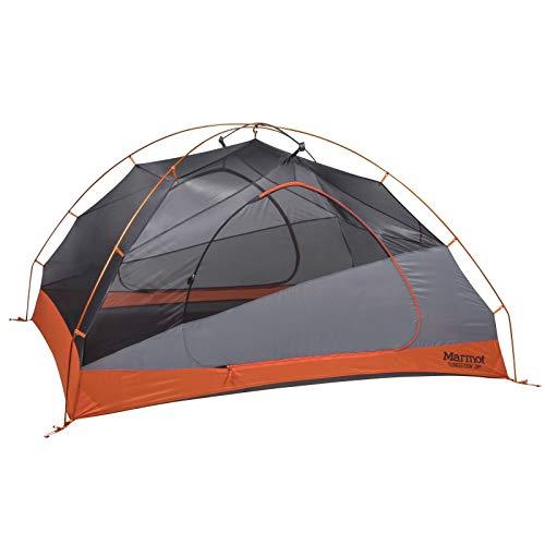 Marmot Tungsten 3P Tent - Blaze/Steel - O/S