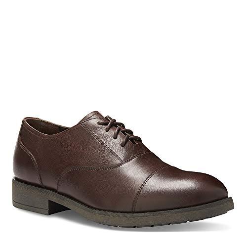 (Eastland Men's Sierra Oxford Brown 9 D)