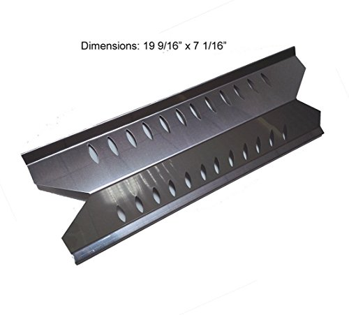 Zljiont 1 Pack Stainless Steel Heat