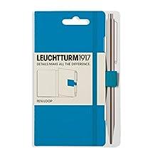 Azure Leuchtturm 1917 Pen Loop - Self Adhesive