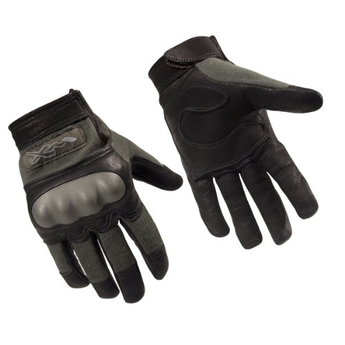 Wiley X CAG-1 Combat Assault Gloves Large Foliage Green