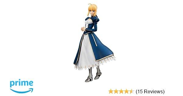 Furyu Fate/Grand Order Saber Altria Pendragon Servant Action Figure, 7