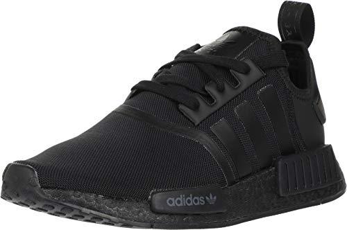 adidas Originals Men's NMD_R1 Sneaker, Black, 11.5