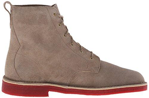 Shoe Taupe Distressed Clarks Oxford London Desert qIY8w8tnpP