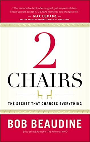 Two Chairs by Bob Beaudine