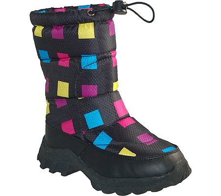 Itasca Kids Snow Scamp Boots Zwart / Multi
