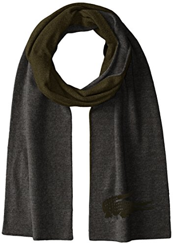 Lacoste-Mens-Large-Contrast-Croc-Jacquard-Wool-Scarf