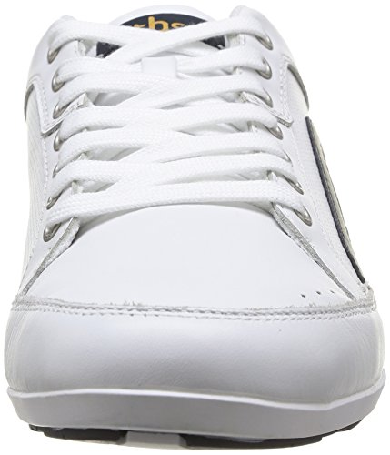 TBS Sliven Herren Sneaker Weiß - weiß