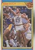 1988 Fleer Basketball Card (1988-89) #131 Mark Eaton Near Mint/Mint