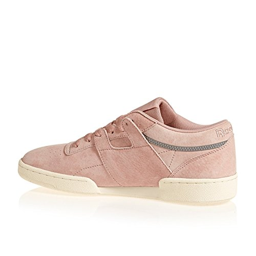 Sn White Reebok Schuhe Chalk Club Pink Workout 7EpwqaxZq6