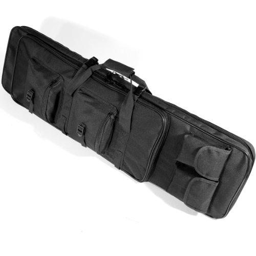 Protec 39-Inch Rifle Shotgun Bag, Black