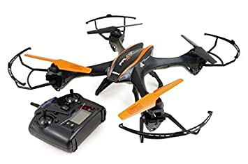 Udi U842 Rc Drone Falcon With Hd Camera 24 Ghz Blackwhite