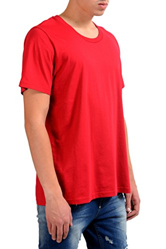 Maison Martin Margiela 10 Men's Red Crewneck T-Shirt US XS IT - Maison Margiela Red
