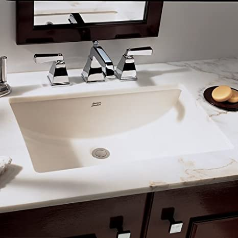 American Standard 0618 000 020 Studio Undercounter Bathroom Sink