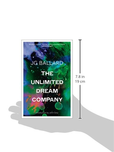 58dd2d0c6b The Unlimited Dream Company (Paladin Books): Amazon.co.uk: J. G. Ballard,  John Gray: 9780586089958: Books