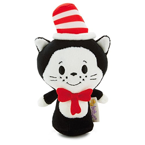Hallmark itty bittys Limited Edition Cat in the Hat Stuffed (Cat In The Hat Plush)