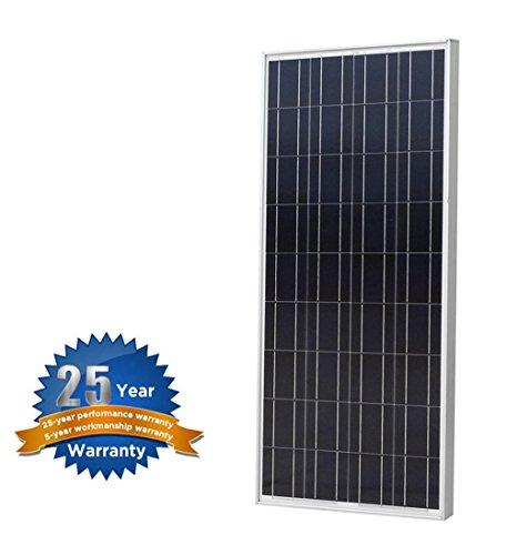 100 Watts 12 Volts Polycrystalline Solar (Polycrystalline Solar Panel)