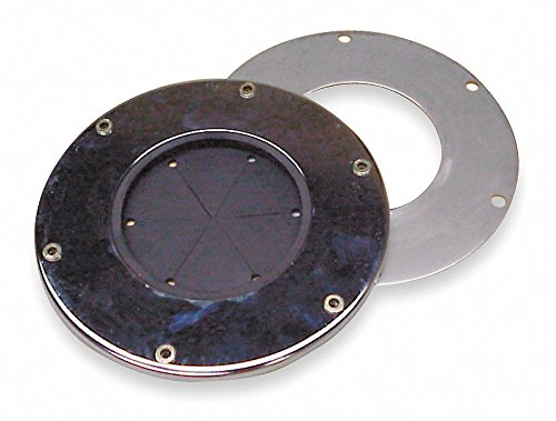 Steel Commercial Mounting Adapter, For Use With Waste King