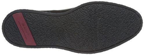 Gant Sara, Zapatos de Cordones Derby para Mujer Negro