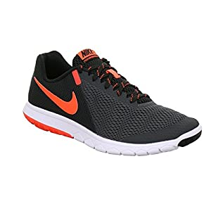 Nike Men's Flex Experience RN 4 Anthracite/Total Crimson/Black/White Running Shoe - 9 D(M) US