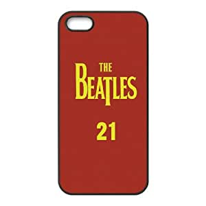 The Beatles iPhone 5 5s Cell Phone Case Black Phone cover M8845371