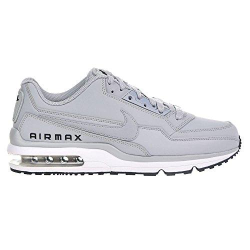 Nike Air Max Ltd Zapatillas De Deporte De Color Gris Nuevo, Lobo 687977-015 Sz 12,5