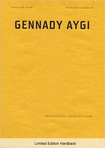 Gennady Aygi witness