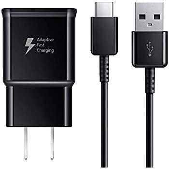 Amazon.com: Adaptive Fast Charger for Galaxy S8, S8+, S9 ...